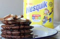 Πρωινά με βρώμη — Paxxi Chocolate Truffles, Chocolate Cake, Granola Bars, Macarons, Sausage, Beef, Cookies, Breakfast, Food