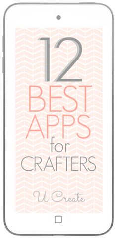 We love apps and I wanted to share with you some of our very favorites for DIY-ing and crafting! K, so Pinterest...