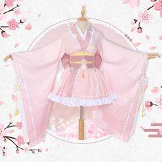 Uraraka Cosplay, Lolita Cosplay, Cosplay Outfits, Anime Outfits, Cosplay Costumes, Pink Outfits, Stylish Outfits, Cute Outfits, Fashion Outfits
