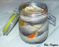 Śledzie w zalewie octowej Mason Jars, Mugs, Tableware, Dinnerware, Tumblers, Tablewares, Mason Jar, Mug, Dishes