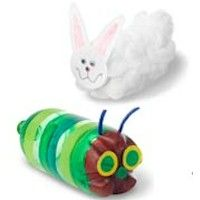 Recycle those plastic bottles and turn them into cute creatures to decorate your room. Instructions available at www.freekidscrafts.com