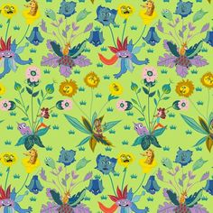 Pattern by Christina Brodie: Art Licensing from My Seat on the Bus: Pattern Parade