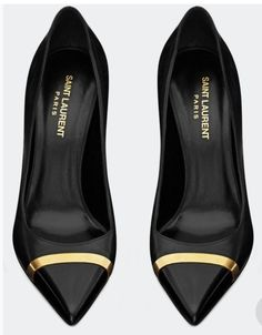 The most important luxury brands in the world available at Luxury & Vintage Madrid - Stylische schuhe - Pumps Heels, Stiletto Heels, High Heels, Cute Shoes, Me Too Shoes, Shoe Boots, Ankle Boots, Outfit Trends, Ballerinas