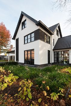 Modern Floor Plans, American Houses, House Extensions, House Goals, Garden Inspiration, My Dream Home, Future House, Luxury Homes, Beautiful Homes