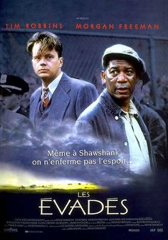 Les Evadés (Même à Shawshank on n'enferme pas l'espoir...)