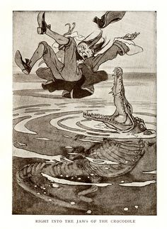 The Story Of Peter Pan' by J. M. Barrie, retold by Daniel O'Connor; illustrated by Alice B. Woodward. Published 1924 by G. Bell & Sons