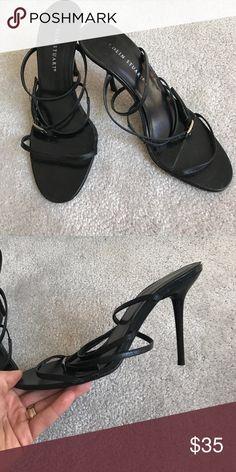 Colin Stuart sexy black high heel sandals 8 Worn once. colin stuart Shoes Heels