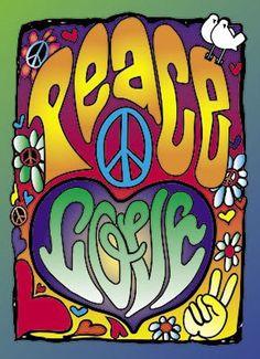 ☮ American Hippie Art ☮ Peace and Love Paz Hippie, Hippie Peace, Happy Hippie, Hippie Love, Hippie Chick, Hippie Man, Hippie Style, Hippie Vibes, Hippy Girl