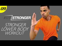30 Min. STRONGER: Lower Body Domination (400th Video) | HIIT/STRONGER: Day 09 - YouTube