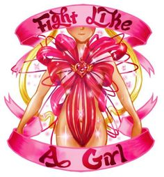 Sailor Moon Fight Like A Girl - Google Search