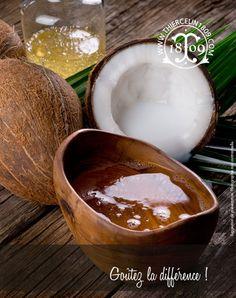 Huile de noix de coco bio bienfaits cheveux et peau - santé ayurveda - Thiercelin1809 - herboristerie et santé par les plantes
