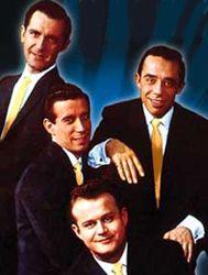 Formed: 1947, Toronto, Ontario First Single Release: 1952 Disbanded: 1977*  Members:  – Bernie Toorish (lead / second tenor) – James Arnold (first tenor) – Connie Codarini…