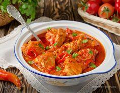 Чахохбили: готовим на костре, в сковороде, как готовить чахохбили в мультиварке, в казане