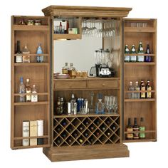 21 best Bar / Liquor Cabinets images on Pinterest | Drinks cabinet ...