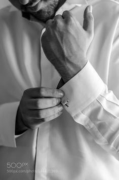 Groom preparation by PanagiotisPanagiotopoulos. Please Like…