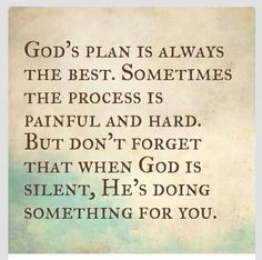 God will turn it around