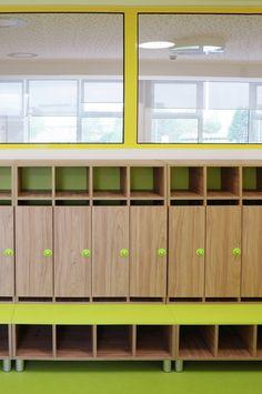 Image 4 of 21 from gallery of FCA Srbija Kindergarten / IDEST Doo. Photograph by Jelena Arsenijević