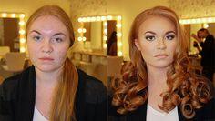 Dyktige makeupartister kan gjøre fantastiske ting med et ansikt. Bare sjekk disse 15 utrolige før- og etterbildene.