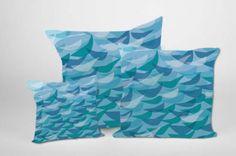 Julie Binchet | Make It In Design | Surface Pattern Design | Summer School | Water Rays | Advanced brief 1