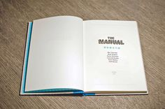 The Manual // Three beautiful, illustrated hardbound books a year, each holding six articles and six personal lessons that use the maturing of the discipline of web design as a starting point for deeper explorations of our work and who we are as designers.