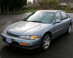 1995 Honda Accord LX sedan in Oregon — $1388