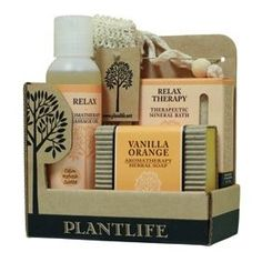 Spa-Therapy Kit Relax $16.75