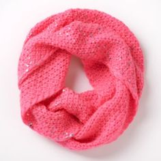 SO Crochet Infinity Scarf - Girls