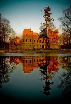 Janův hrad, Česká republika (John's Castle, Czech Republic)