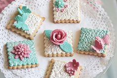 galletas decoradas con fondant