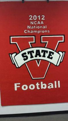 Valdosta State University Football