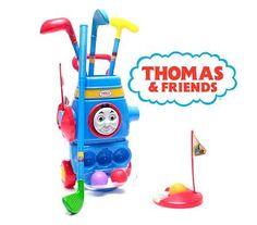 Children's Thomas & Friends Toy Golf Set | Crazy Sales