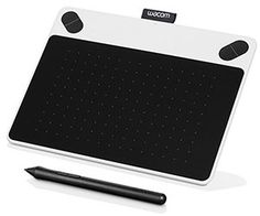 Wacom Intuos Draw digital drawing and graphics tablet - Top 10 Best Digital Drawing Tablets in 2016 Reviews