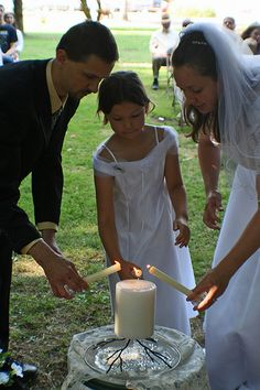 From sand to science: 14 unity ceremonies to symbolize your new partnership   Offbeat Bride