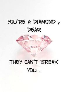 <3 I won't let them and don't you. You were built for better!