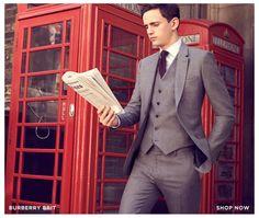Bloomingdale's London Calling lookbook