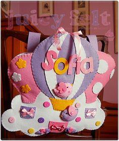 Juicy felt: I portapigiama e i portapannolini da borsetta di JF
