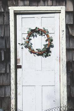 Holiday Wreath DIY – Free People Blog   Free People Blog #freepeople