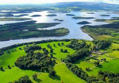 Top Cycling Routes in Ireland, Lough Erne, Kingfisher Cycling Route, Ireland Ireland Golf Courses, Driving In Ireland, Stuff To Do, Things To Do, European Road Trip, Best Golf Courses, Scotland Castles, Weekend Breaks, Northern Ireland