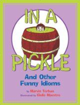 One of the books you can use to teach idioms
