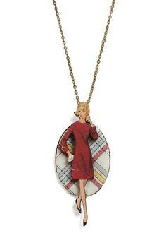 I love 60's fashion - so ladylike!