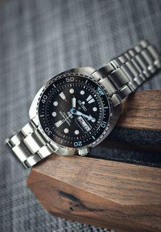 Modern Tools, Seiko Automatic, Modern Watches, 200m, 3 O Clock, Design Language, Stainless Steel Bracelet, Turtle, Turtles