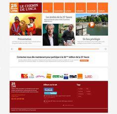 Proposition de visuel site internet 25e heure du Livre, le Mans