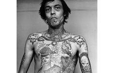 Juxtapoz Magazine - The Russian Criminal Tattoo Archive