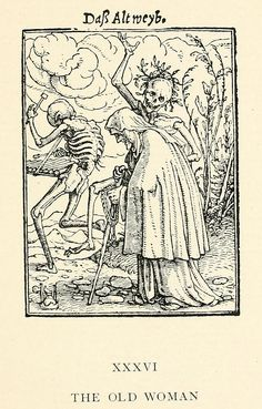 The Dance of Death by Hans Holbein