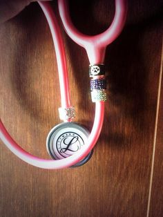 Love animals?! Rock a paw print charm on your stethoscope!