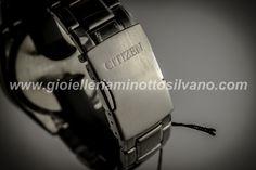 Orologio Citizen Leonardo AT8011-55E - chiusura ardiglione