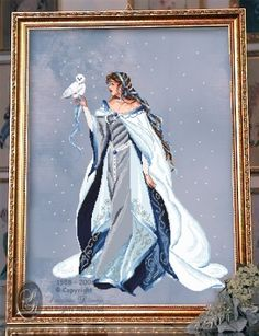 My Lady of the Snow