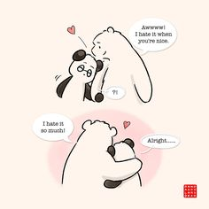 «Mr. Hard To Please 3» de Panda And Polar Bear