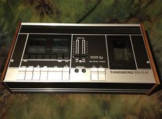 1972 Tandberg TCD 300 Cassette Recorder