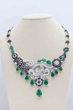 Diamond International Limited No. Fine Jewelry, Jewellery, Designer Collection, Hong Kong, Beaded Necklace, Country, Diamond, Beaded Collar, Jewels